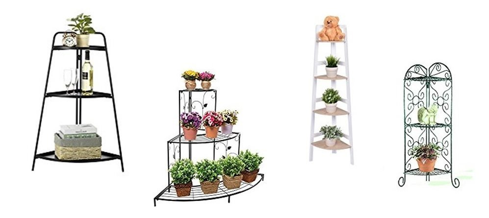 Corner Plant Stands Are A Great Way To Utilize Little Extra E In Your Home Or Garden While Also Adding The Liveliness Of Life