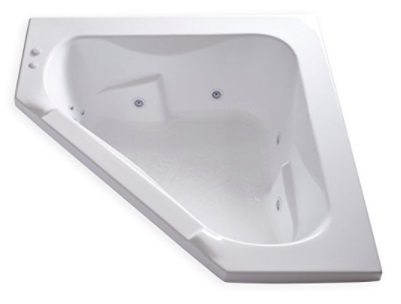 Carver drop in tub