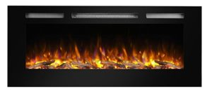 PuraFlame Alice 48 Electric Fireplace