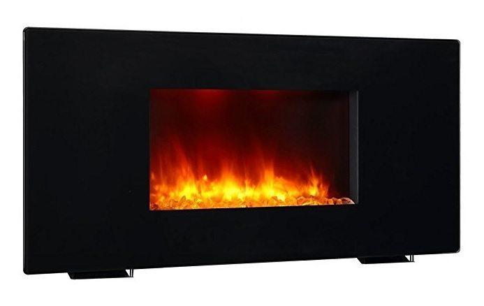 PuraFlame Galena Portable or Wall mounted electric fireplace