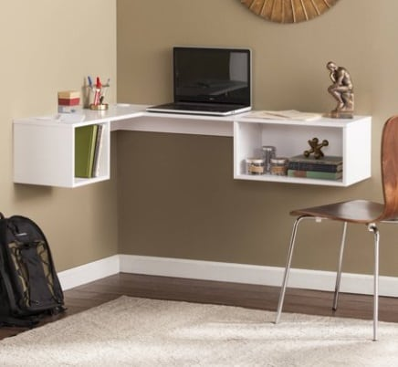 Best Corner Desks For Small Spaces, Images Of Small Corner Desks For Home