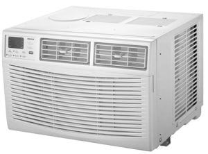 Amana-small window air conditioner