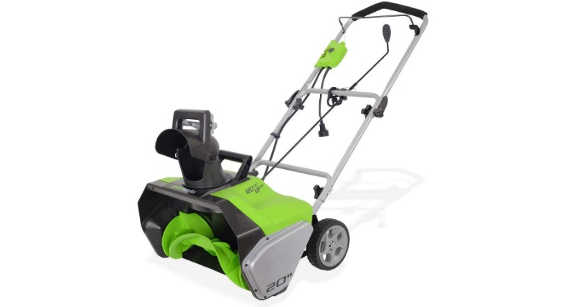 5 Best Small Electric Snow Blowers