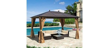 hard top gazebo