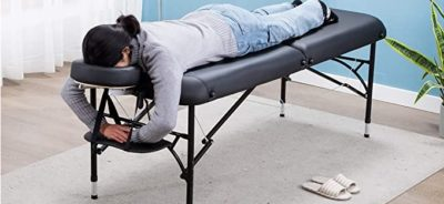 portable lightweight folding massage table