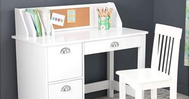 homeschool desk ideas
