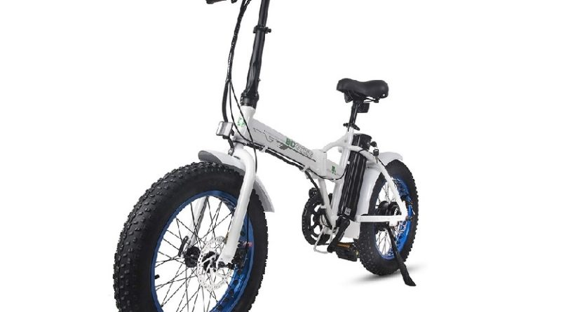 folding fat tire electric bikes